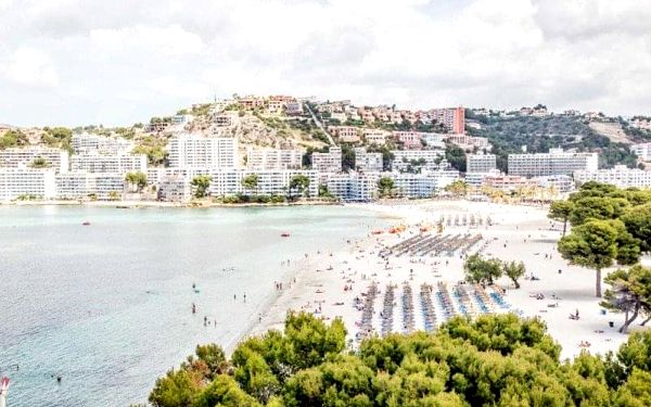 HOTEL GLOBALES PLAYA SANTA PONSA, Mallorca, Španělsko, Mallorca, letecky, all inclusive5