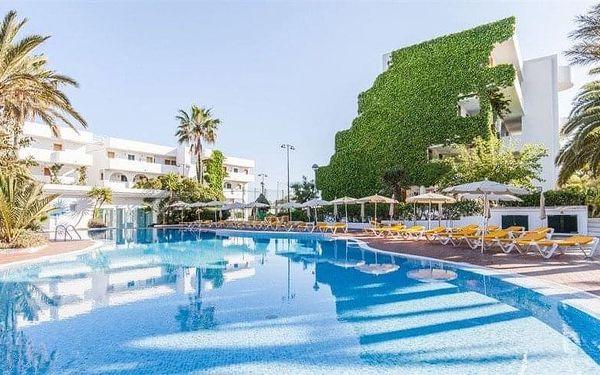 BLUESEA Club Marthas, Mallorca, Španělsko, Mallorca, letecky, snídaně v ceně3