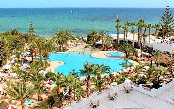 HOTEL AZIZA THALASSO GOLF, Hammamet, Tunisko, Hammamet, letecky, all inclusive3