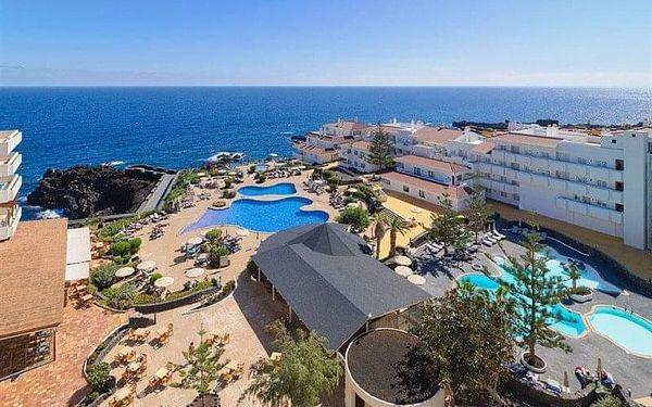 H10 TABURIENTE PLAYA, La Palma, Kanárské ostrovy, La Palma, letecky, polopenze4