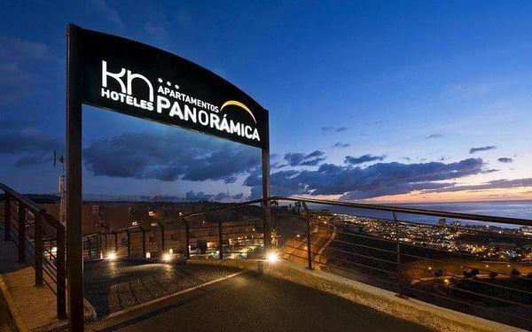 KN PANORAMICA HEIGHTS, Tenerife, Kanárské ostrovy, Tenerife, letecky, bez stravy4