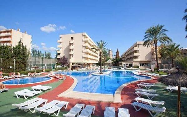 HM Martinique Apartments, Mallorca, Španělsko, Mallorca, letecky, snídaně v ceně4