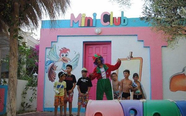 JOYA PARADISE, Djerba, Tunisko, Djerba, letecky, all inclusive2