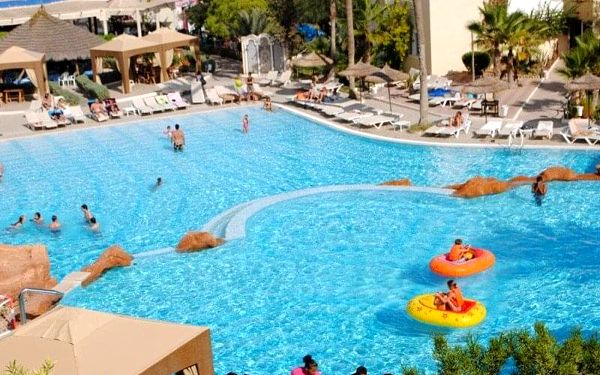 JOYA PARADISE, Djerba, Tunisko, Djerba, letecky, all inclusive3