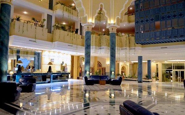 ROYAL GARDEN PALACE, Djerba, Tunisko, Djerba, letecky, all inclusive4