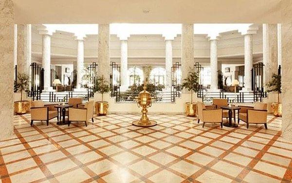 HOTEL AZIZA THALASSO GOLF, Hammamet, Tunisko, Hammamet, letecky, all inclusive4