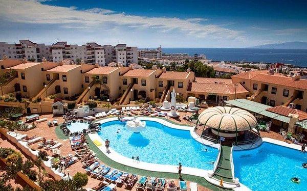 LAGUNA PARK I, Tenerife, Kanárské ostrovy, Tenerife, letecky, polopenze4