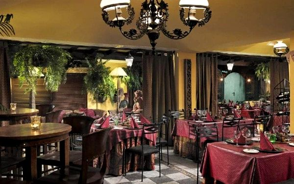 GREEN GARDEN RESORT AND SUITES, Tenerife, Kanárské ostrovy, Tenerife, letecky, all inclusive3
