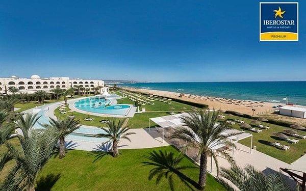 Tunisko - Hammamet letecky na 8-16 dnů, all inclusive
