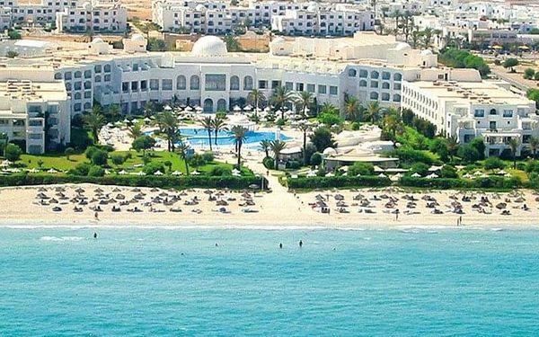 MAHDIA PALACE, Mahdia, Tunisko, Mahdia, letecky, all inclusive2