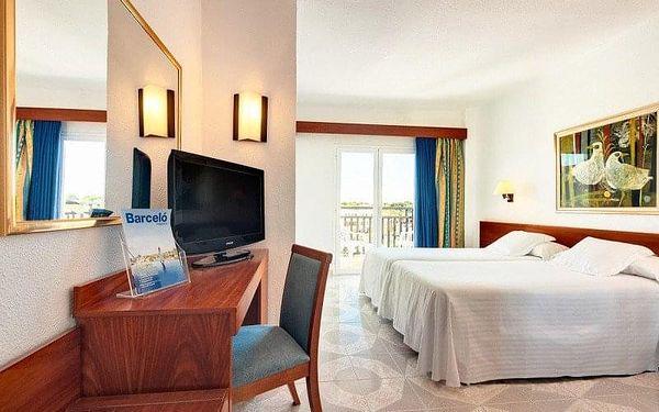 Hotel Barcelo Ponent Playa, Mallorca, Španělsko, Mallorca, letecky, all inclusive4