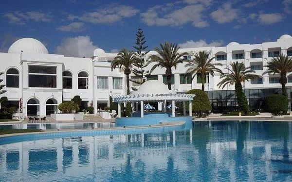 MAHDIA PALACE, Mahdia, Tunisko, Mahdia, letecky, all inclusive3