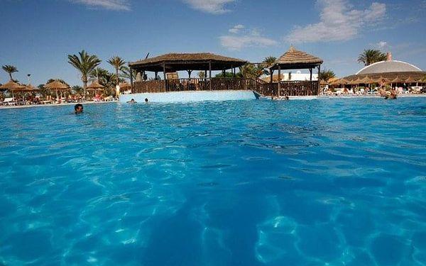 SUN CLUB, Djerba, Tunisko, Djerba, letecky, all inclusive4