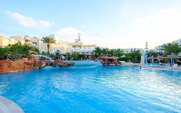 JOYA PARADISE, Djerba, Tunisko, Djerba, letecky, all inclusive4