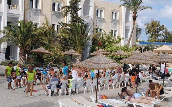 JOYA PARADISE, Djerba, Tunisko, Djerba, letecky, all inclusive5