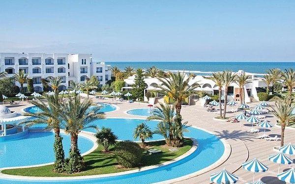 MAHDIA PALACE, Mahdia, Tunisko, Mahdia, letecky, all inclusive4