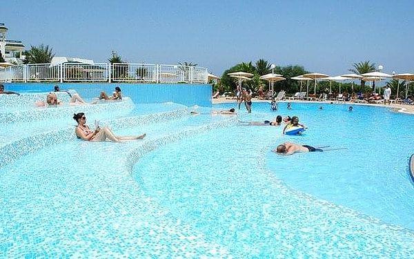 HOTEL EL MOURADI PALM MARINA, Port El Kantaoui, Tunisko, Port El Kantaoui, letecky, all inclusive5