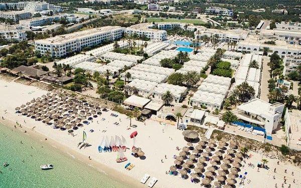 Tunisko - Port El Kantaoui letecky na 8-16 dnů, all inclusive