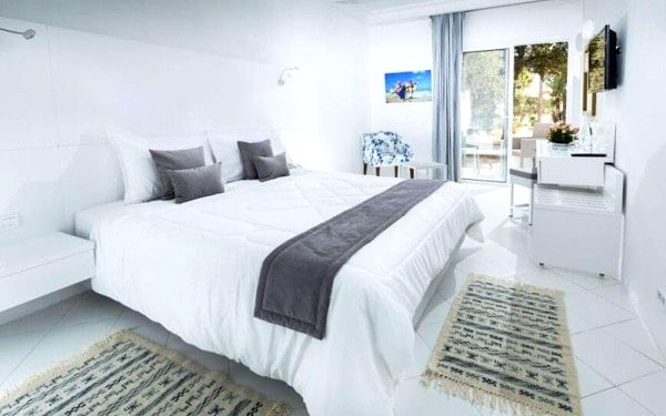 Smy Hari Club Beach Resort by Cooee, Djerba, Tunisko, Djerba, letecky, all inclusive3