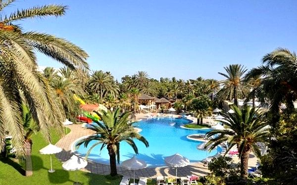 OCCINDENTAL MARHABA RESORT, Sousse, Tunisko, Sousse, letecky, all inclusive4