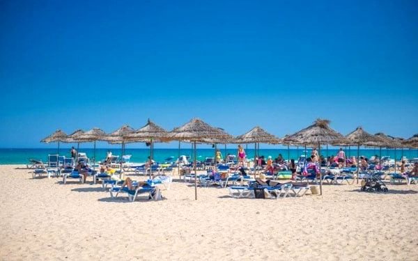 MIRAGE BEACH CLUB, Hammamet, Tunisko, Hammamet, letecky, all inclusive2