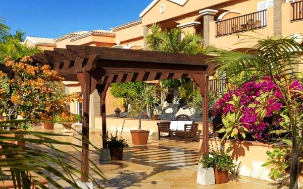 GREEN GARDEN RESORT AND SUITES, Tenerife, Kanárské ostrovy, Tenerife, letecky, all inclusive5