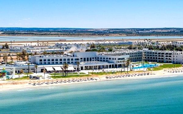 HOTEL IBEROSTAR SELECTION KURIAT PALACE, Skanes, Tunisko, Skanes, letecky, all inclusive5