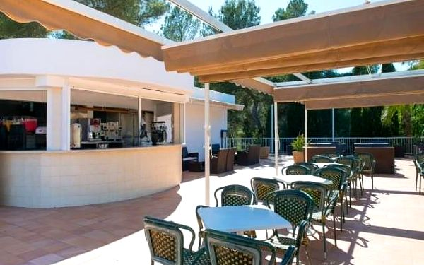 Tropicana Mallorca Club Hotel, Mallorca, Španělsko, Mallorca, letecky, polopenze4