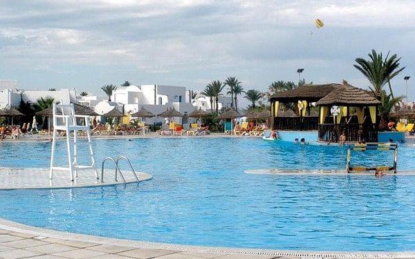 SUN CLUB, Djerba, Tunisko, Djerba, letecky, all inclusive5