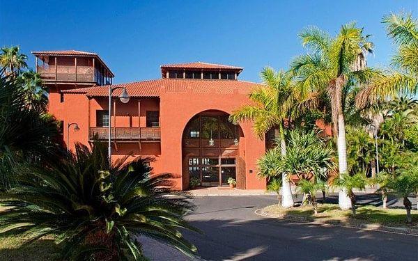 LA PALMA & TENEGUÍA PRINCESS, La Palma, Kanárské ostrovy, La Palma, letecky, polopenze5