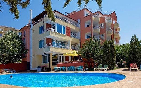 CONSUL, Slunečné Pobřeží, Bulharsko, Slunečné Pobřeží, letecky, snídaně v ceně5