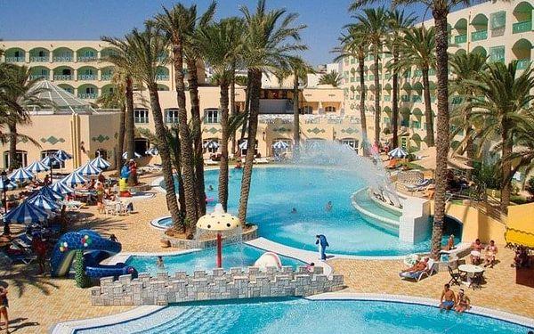 MARABOUT, Sousse, Tunisko, Sousse, letecky, all inclusive4