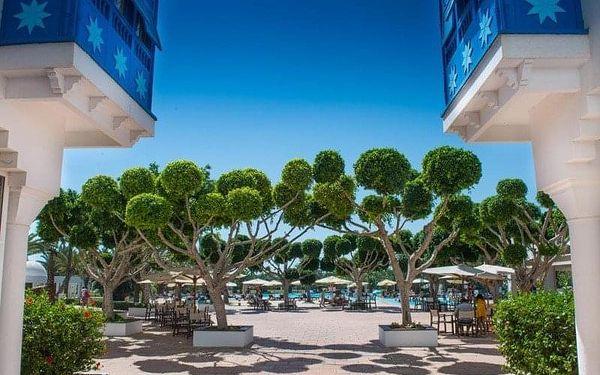 MIRAGE BEACH CLUB, Hammamet, Tunisko, Hammamet, letecky, all inclusive4
