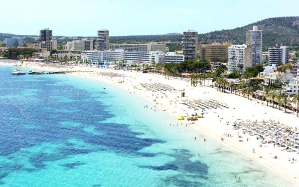 Hotel HSM Atlantic Park, Mallorca, Španělsko, Mallorca, letecky, all inclusive5