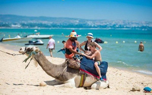 MIRAGE BEACH CLUB, Hammamet, Tunisko, Hammamet, letecky, all inclusive5