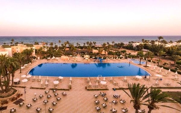 DJERBA CASTILLE, Djerba, Tunisko, Djerba, letecky, all inclusive5