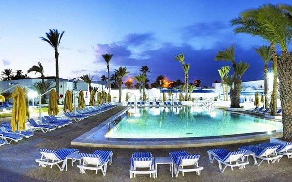 Smy Hari Club Beach Resort by Cooee, Djerba, Tunisko, Djerba, letecky, all inclusive4