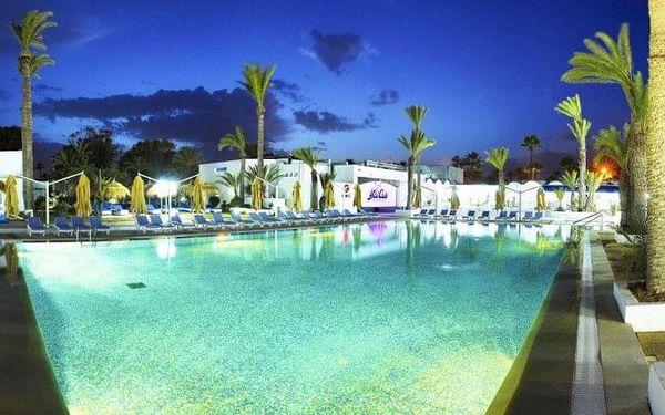 Smy Hari Club Beach Resort by Cooee, Djerba, Tunisko, Djerba, letecky, all inclusive5