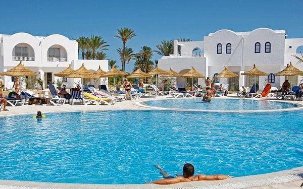 Tunisko - Djerba letecky na 9-16 dnů, all inclusive