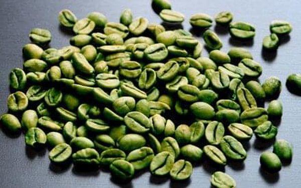 450 g balení čerstvě mleté zelené kávy Peru Negrisa Organic 100% arabica5