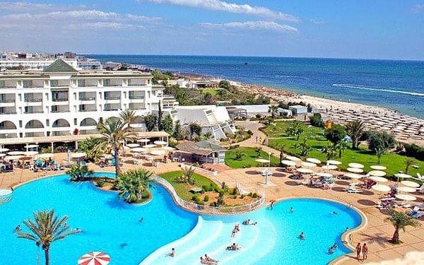 Tunisko - Port El Kantaoui letecky na 15 dnů, all inclusive