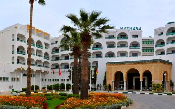 Tunisko - Sousse letecky na 8-16 dnů, all inclusive