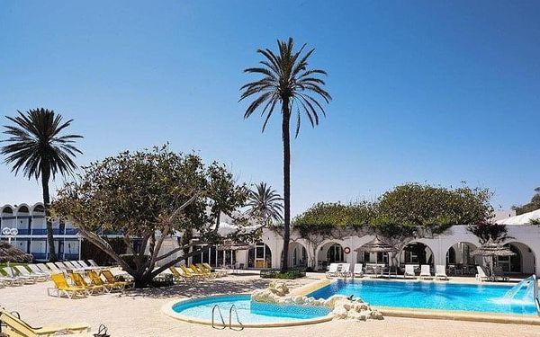 Tunisko - Nabeul letecky na 12 dnů, all inclusive