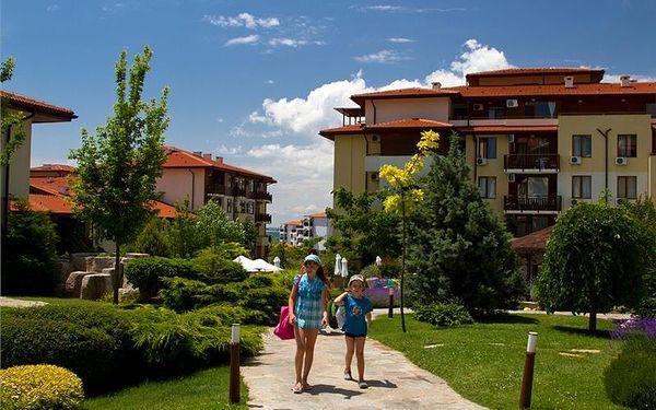 Bulharsko - Sveti Vlas letecky na 8-15 dnů