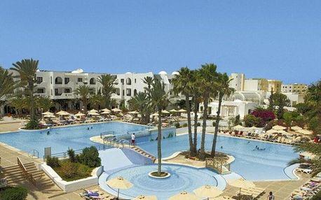 Tunisko - Djerba letecky na 9 dnů, all inclusive
