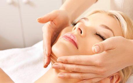 Kosmetické ošetření dle výběru: suchá, citlivá i zralá pleť