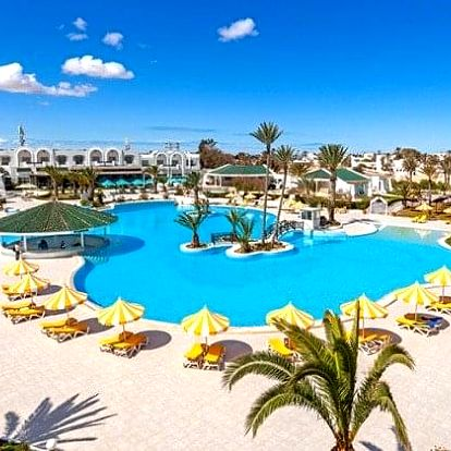 Tunisko - Djerba letecky na 6-15 dnů, all inclusive