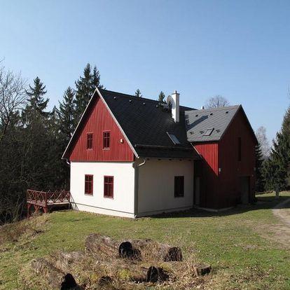 Národní park České Švýcarsko: Apartment Na Mechu
