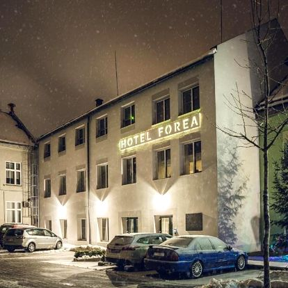 Orlické hory: Hotel Forea
