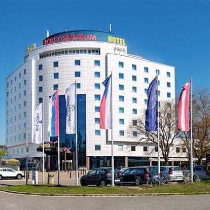 Brno na 4-31 dnů, snídaně v ceně